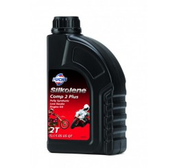 SILKOLENE Comp 2 Plus RACE 2T(1 Λίτρο)