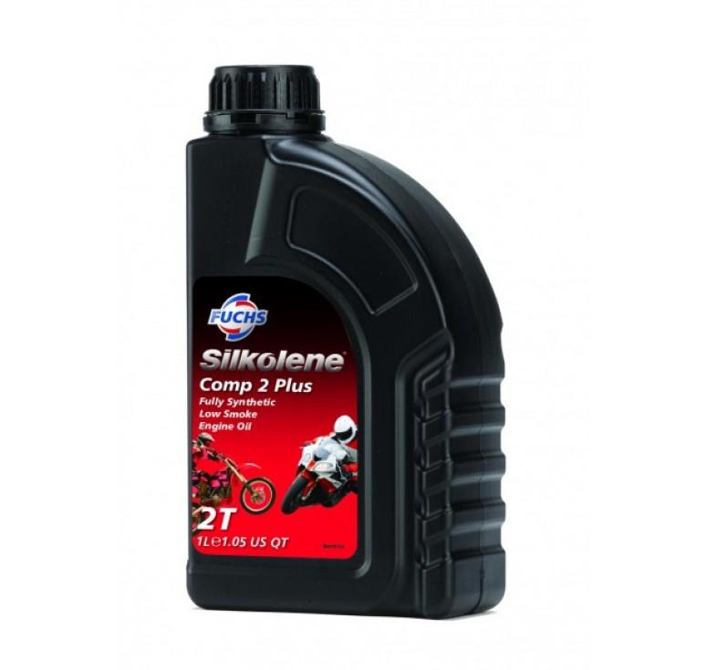 SILKOLENE Comp 2 Plus RACE 2T(1 Λίτρο)