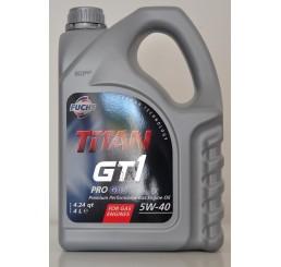 FUCHS TITAN GT1 PRO GAS 5W-40 (4 ΛΙΤΡΑ)