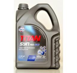 FUCHS TITAN SYN PRO GAS 10W-40 (4 Λίτρα)