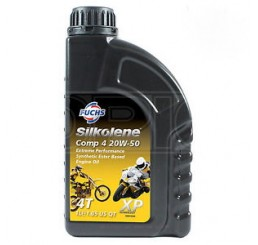 SILKOLENE Comp 4 20W-50 XP- Ride 4T (1 Λίτρο)