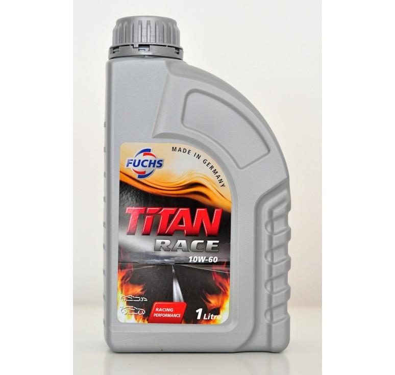 FUCHS Titan RACE 10W-60  (1 λιτρο)
